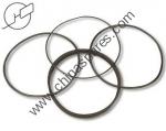 Кольцо уплотнительное гильзы, комплект, 236-1002023, 236-1002024-А, 236-1002040