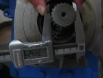 Насос хода для одновальцевого вибрационного катка Shantui SR12