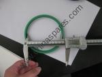 Ремкомплект гидроцилиндра выдвижения стрелы автокрана XCMG QY16C
