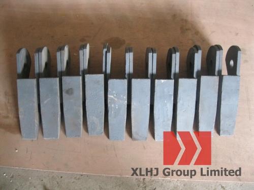 Коронки рыхлителя грейдера XCMG GR215