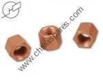 Гайка М18*1,5 крепления головки цилиндра (сталь)  311445
