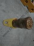 Палец рабочего оборудования погрузчика Liugong CLG856